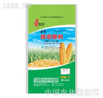 庆东-54%玉米掺混肥料28-14-12
