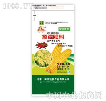 凯驰-掺混肥料玉米水稻专用