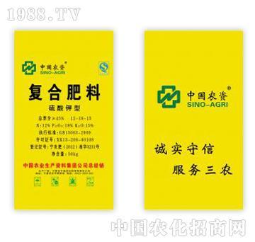 复合肥料硫酸钾型