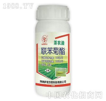 茶农清100g联苯菊酯