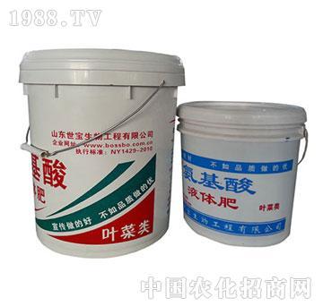 氨基酸液体肥叶菜类-嘉禾源硕