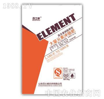 大量元素冲施肥15-1