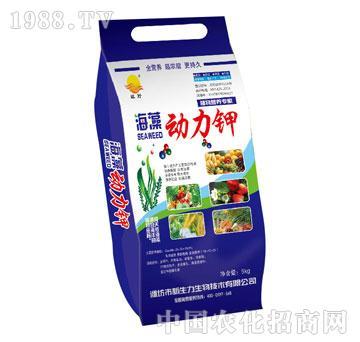 海藻动力钾