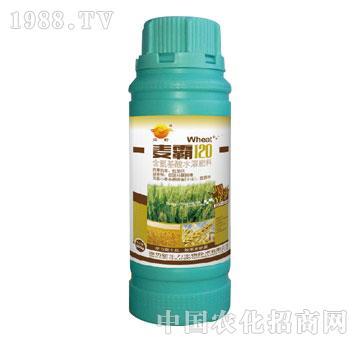 含氨基酸水溶肥料-麦霸