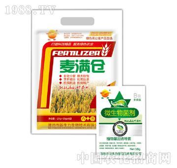 微生物菌剂-麦满仓A+