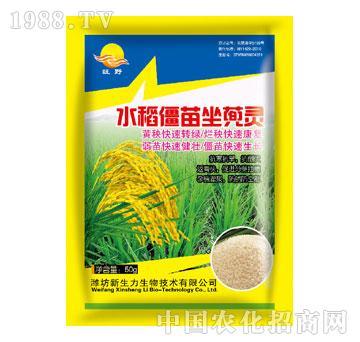 水稻僵苗坐蔸灵-旺野