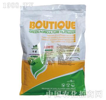 高钾型大量元素水溶肥