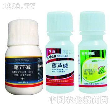 0.5%藜芦碱-绿达+氰虫胺碱