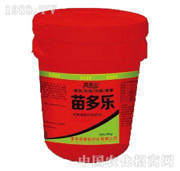 苗多乐含氨基酸水溶肥料