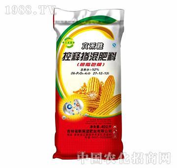 六禾胜掺混肥料树脂包膜27-12-13-新展望