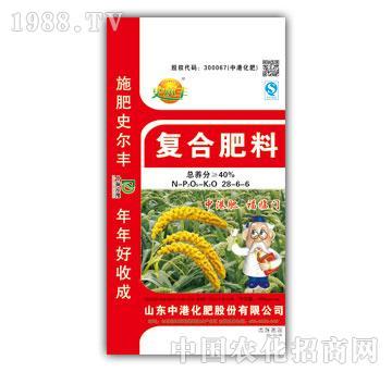 复合肥料-史尔丰-中港