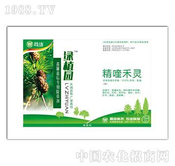 落叶松、红松、国外松、黑松、雪松、云杉、杉木、侧柏、龙柏等针叶苗圃苗后专用除草剂-绿植园-昌信科技