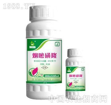 倍尔-烟嘧磺隆450克