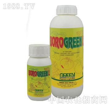 瑞年-绿力液硼