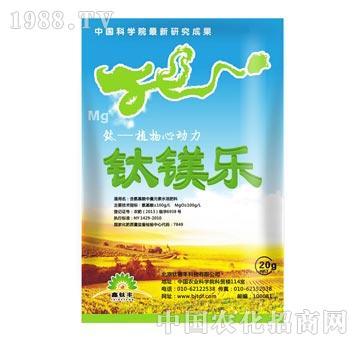 钛镁乐含氨基酸中量元素水溶肥(袋)-钛德丰