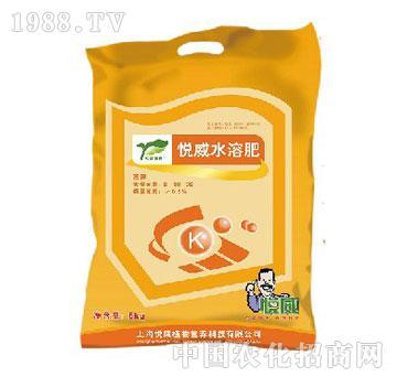 悦威-悦威水溶性肥高钾