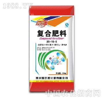 爱尔撒-复合肥料25-15-5