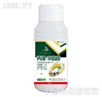 绿丰-丙溴辛硫磷