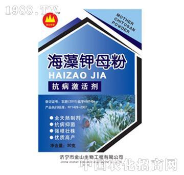 金山生物-海藻钾母粉