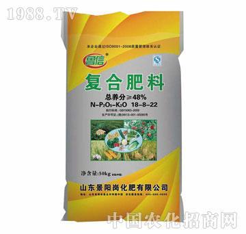景阳岗-复合肥料18-8-22