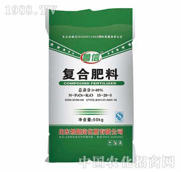 景阳岗-复合肥料15-20-5