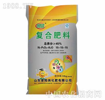 景阳岗-复合肥料50kg