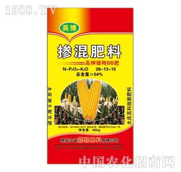 嘉喜-英博-掺混肥料26-13-15