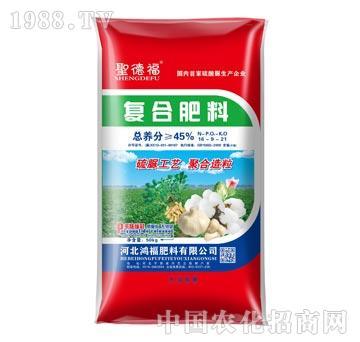 鸿福-�}德福-复合肥料16-9-21