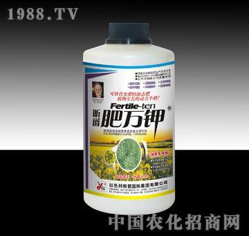 肥万钾油菜专用