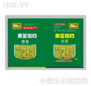 爱地生-黄金搭档-小麦