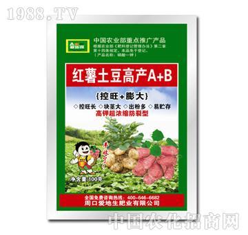 爱地生-红薯土豆高产A