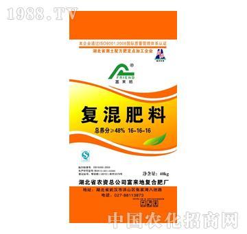 农业生产资料-喜凤-48%复合肥