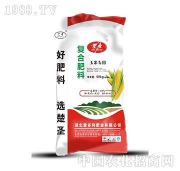楚圣28-6-6玉米专用复合肥料