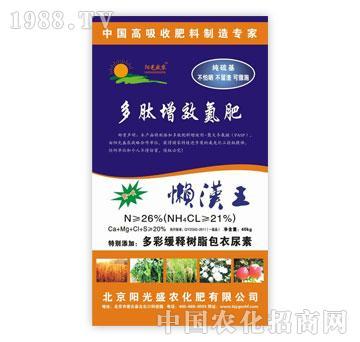阳光盛农-多肽增效氮肥40kg