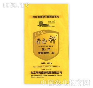 阳光盛农-黄金钾40kg