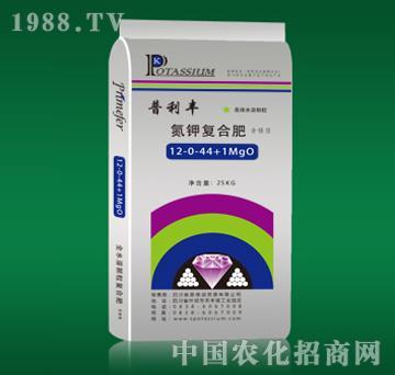 普德颂-氮钾复合肥+MGO