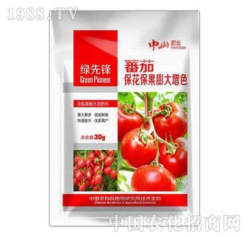 中山肥业-番茄-促花保果膨大增色