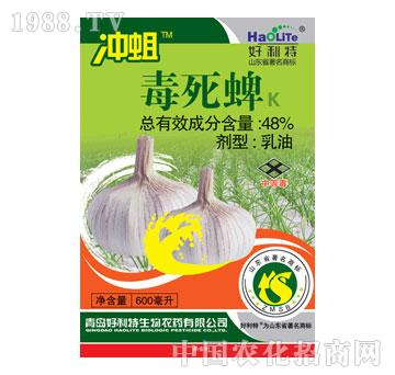 好利特-冲蛆-48%毒死蜱