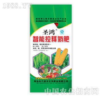 东方圣丰-智能控释氮肥