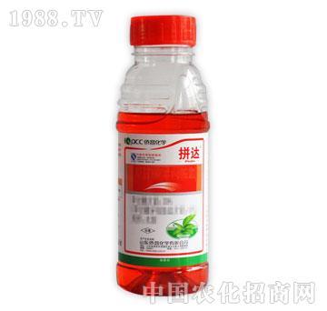拼达草甘膦水剂产品