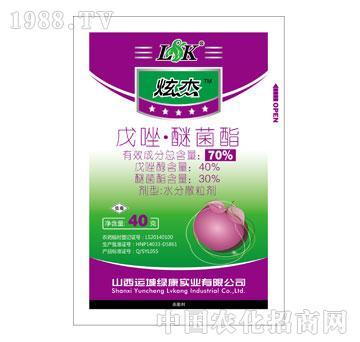 炫杰戊唑醚菌酯|运城绿康实业有限公司-中国农