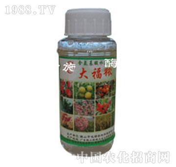 大福�含氨基酸水溶肥料