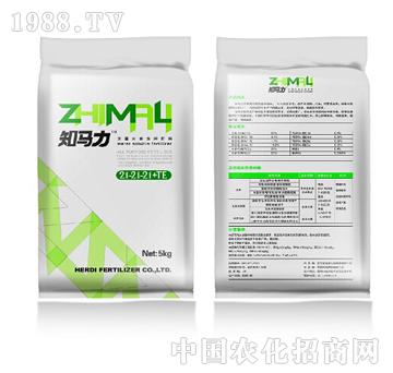 知马力大量元素水溶肥料21-21-21