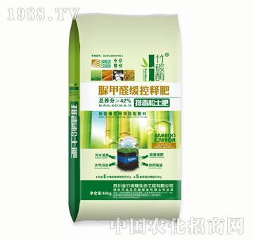 竹碳酶脲甲醛缓控释肥2