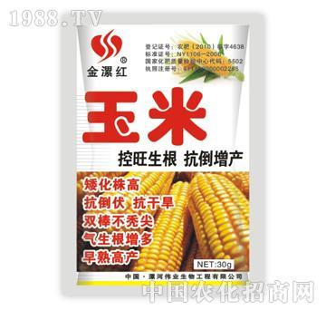 金漯红玉米30g