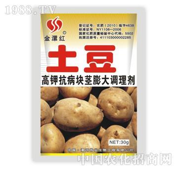 金漯红土豆30g