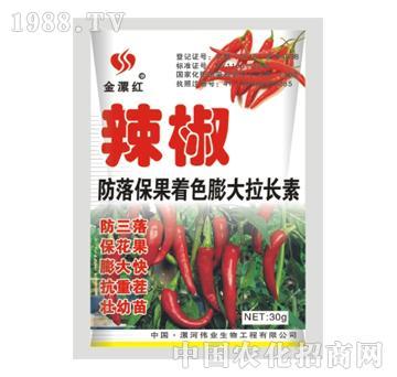 金漯红辣椒30g