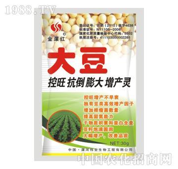 金漯红大豆30g