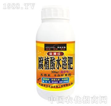 腐植酸水溶肥500ml