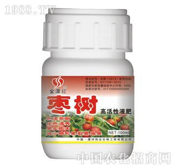 金漯红枣树高活性液肥